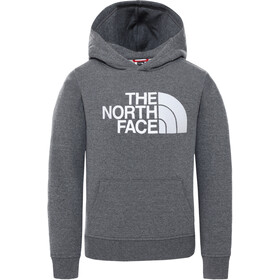 The North Face Drew Peak Capuchon Trui Kinderen, TNF medium grey heather